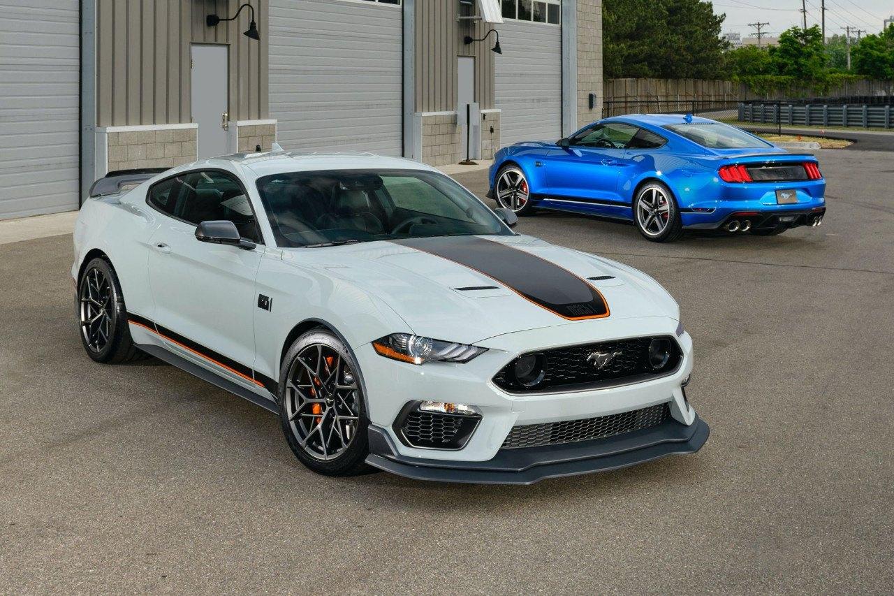 2021 Mustang Release