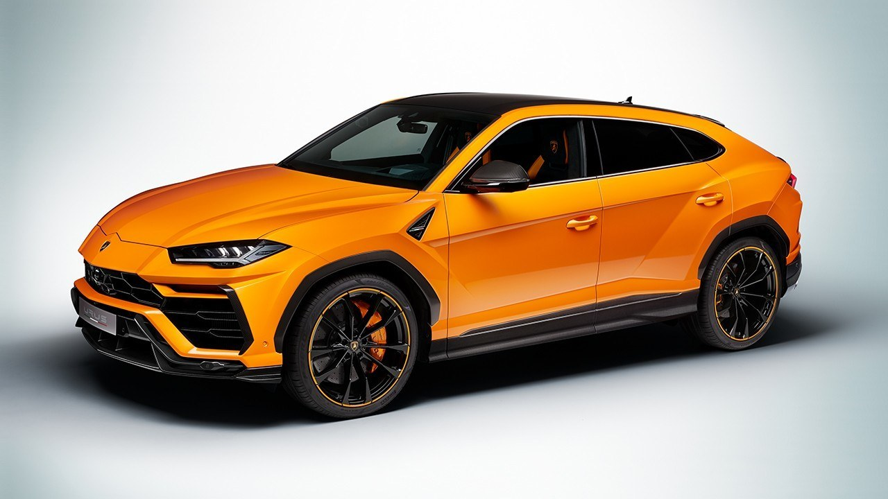 2021 Lamborghini Urus Reviews