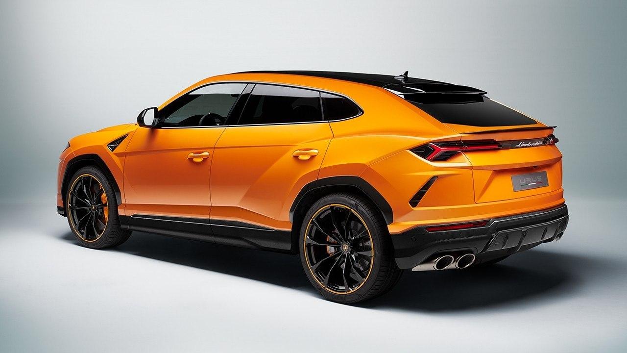 2021 Lamborghini Urus New Concept