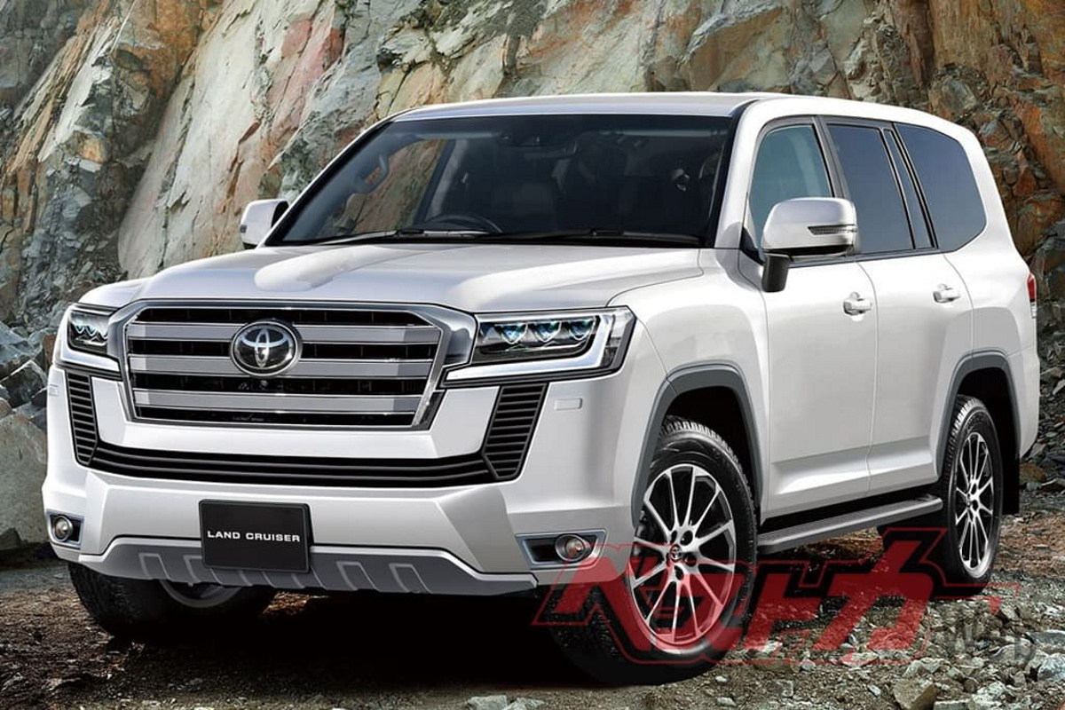 2020 Toyota Land Cruiser Price and Review