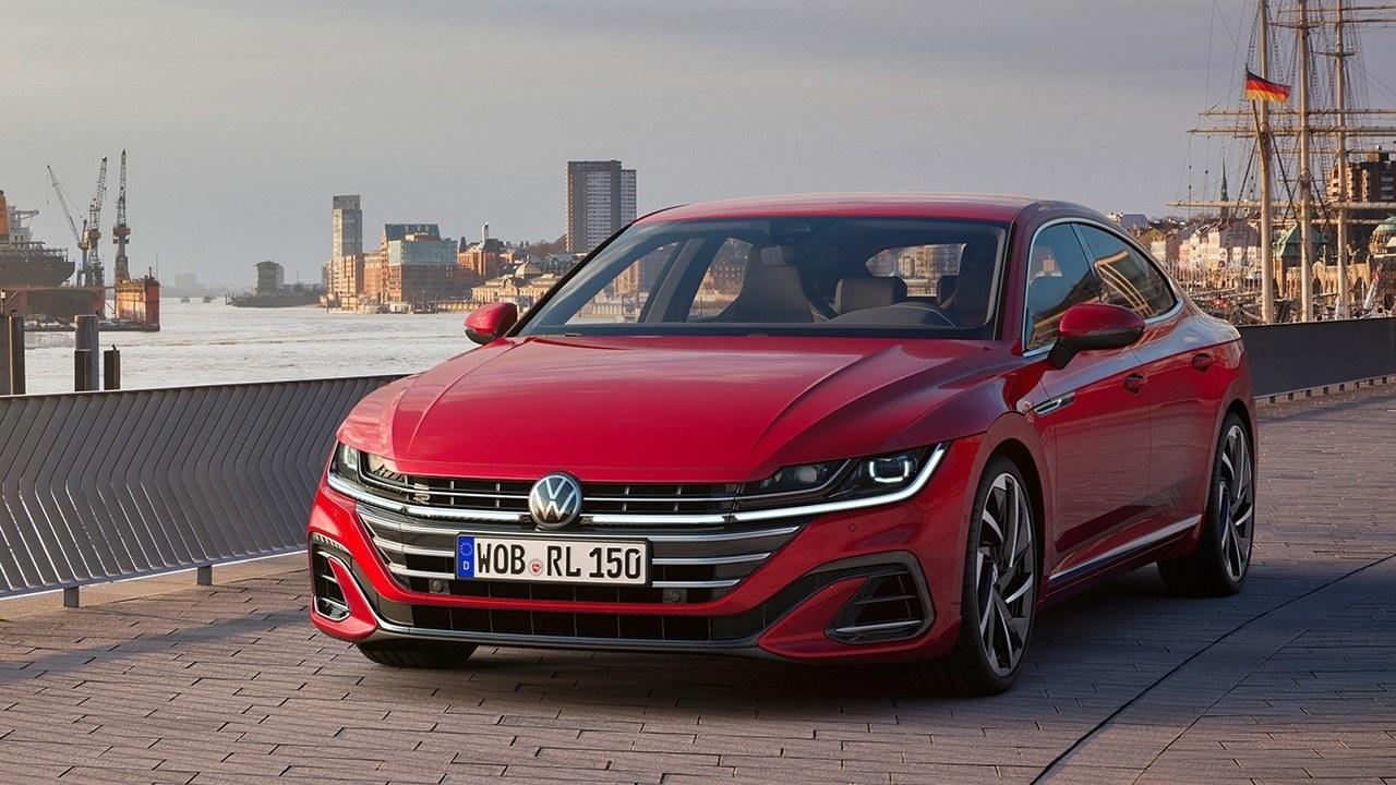 Volkswagen Arteon 2021, necesaria puesta a punto, ¡y con versiones eHybrid y R! - Motor.es