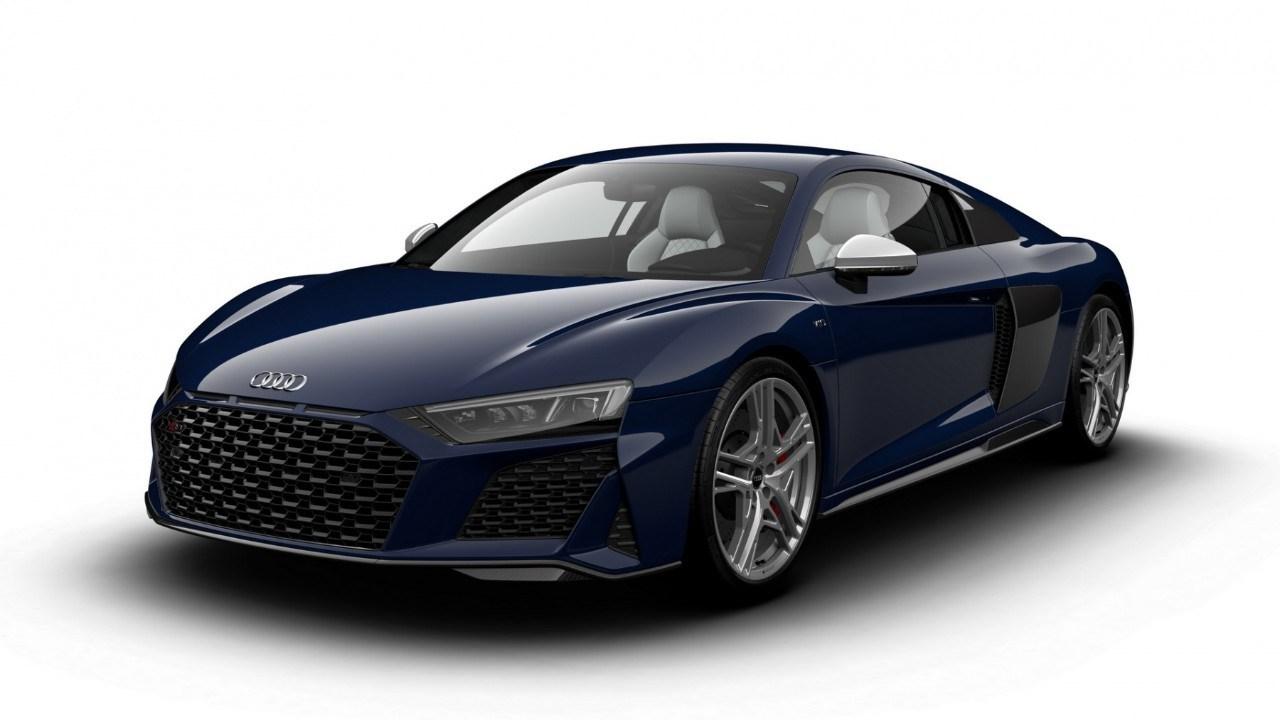 2021 Audi R8 V10 Spyder Release Date
