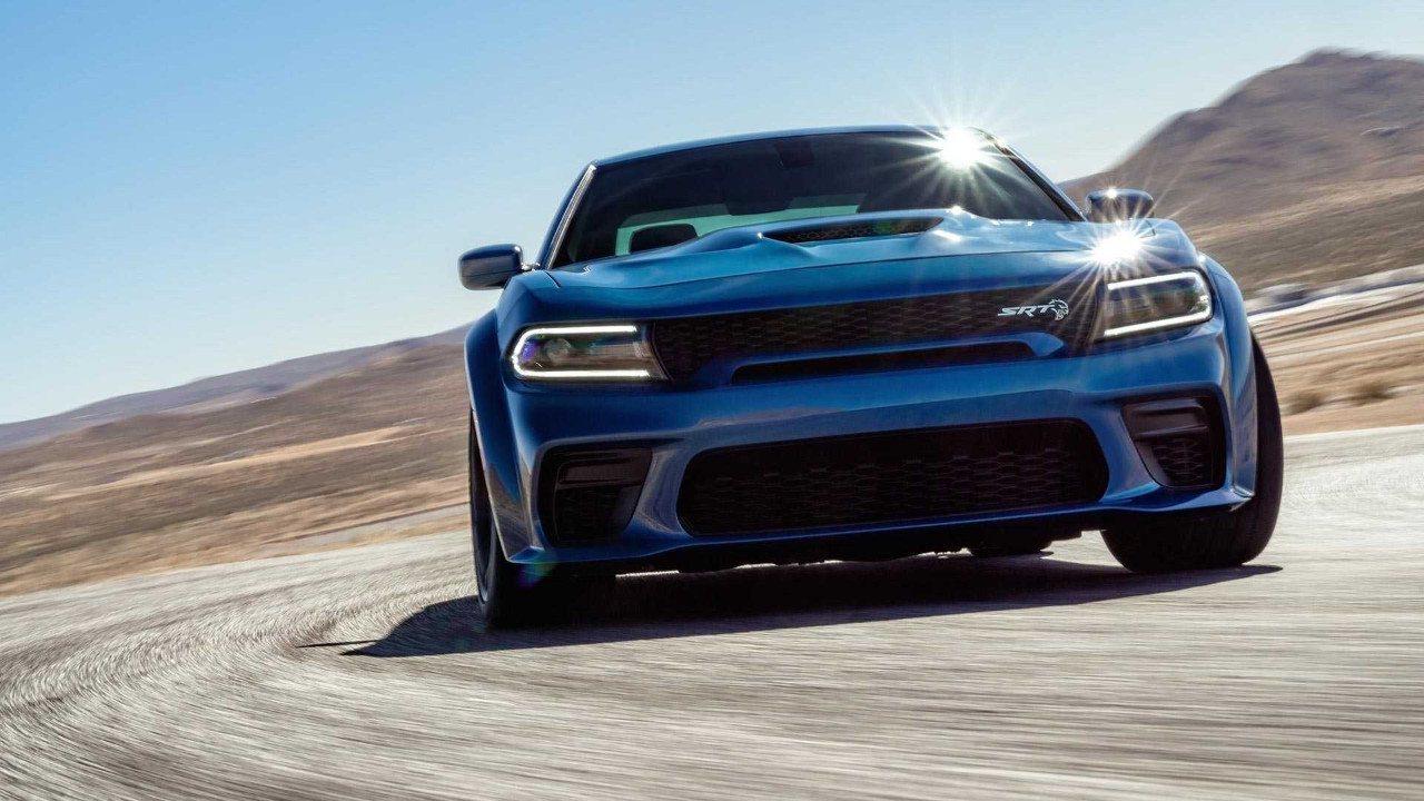 El Dodge Charger Hellcat 2021 Estrena Un V8 Aun Mas Potente Con 727 Cv Motor Es