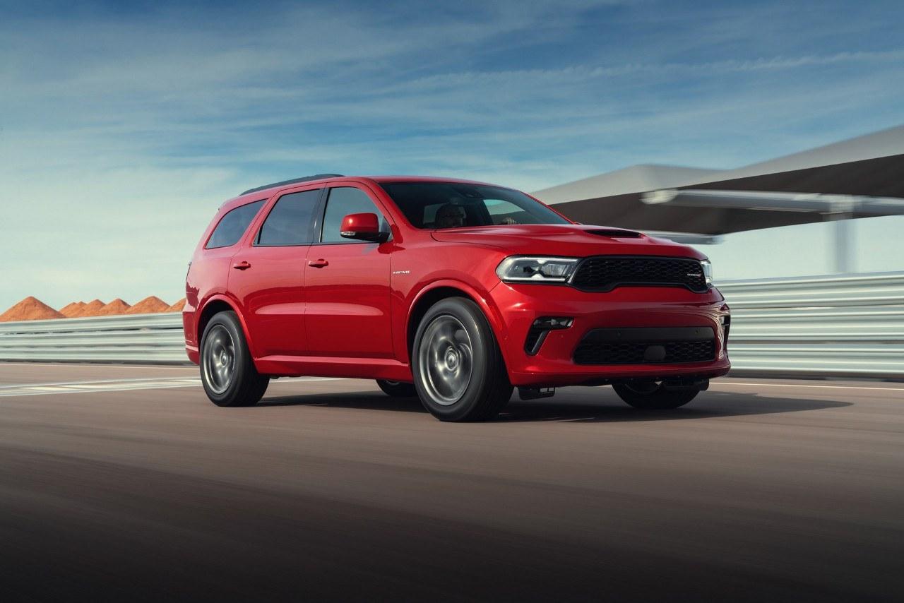 2021 Dodge Durango Srt Spesification
