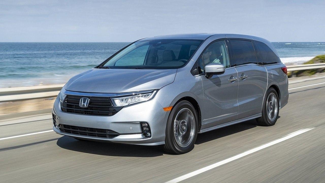 Honda Odyssey 2021, nueva imagen y tecnología para el monovolumen americano - Motor.es