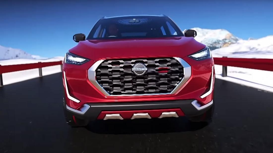 Nissan Magnite Concept Un Anticipo Del Futuro Suv Urbano Para India Motor Es