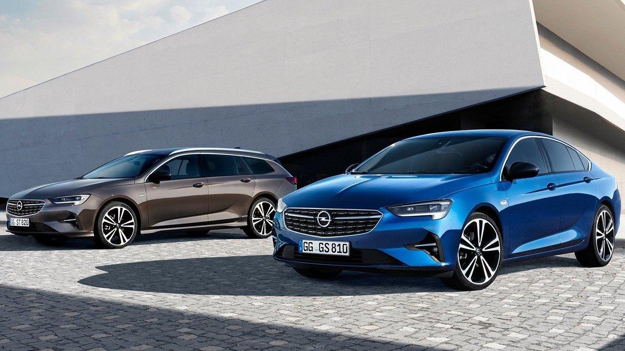 2020 New Opel Insignia Specs