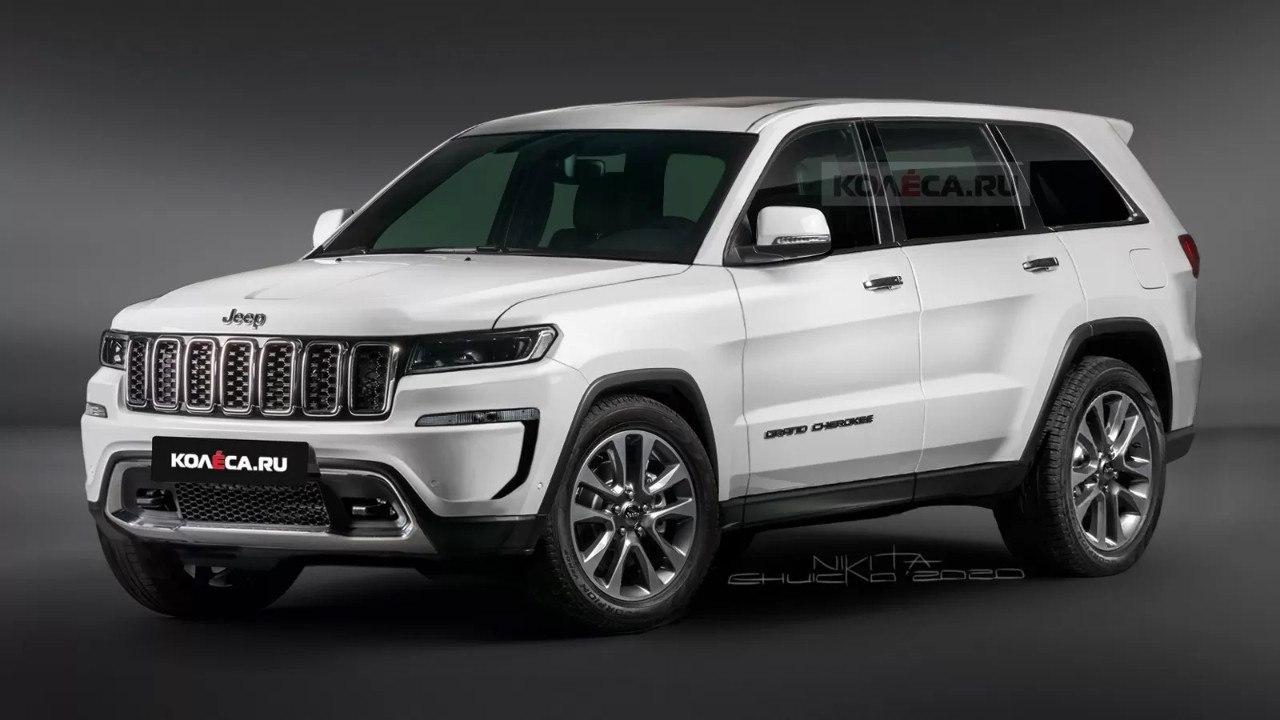 Jeep Grand Cherokee Release Date