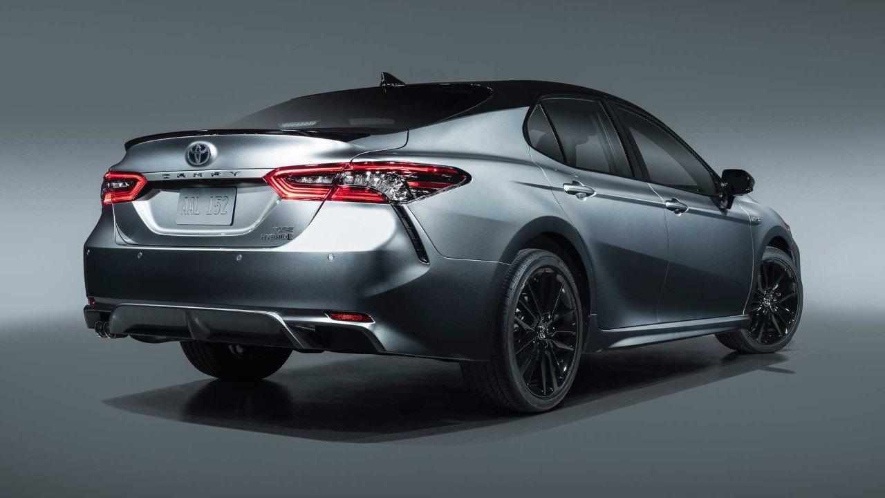 2021 Toyota Camry Se Hybrid Prices