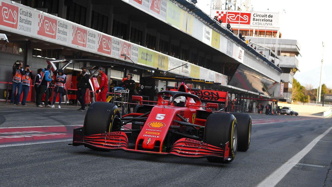 En directo, los entrenamientos libres 1 del GP de España de F1 2020