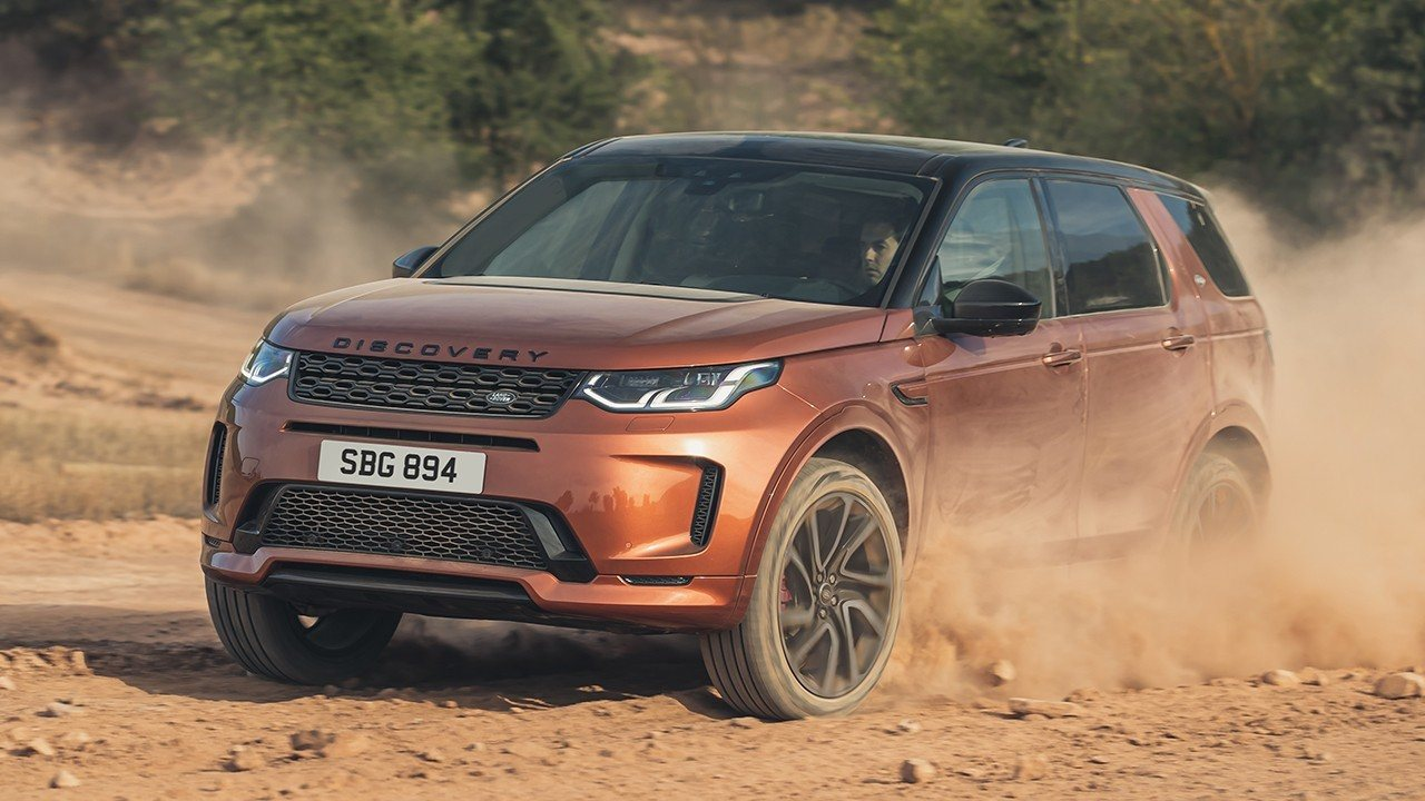 2021 Land Rover Discovery Sport Speed Test