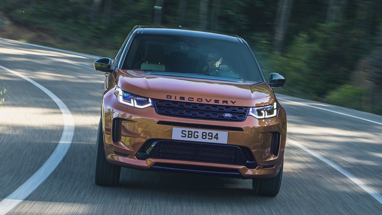 2021 Land Rover Discovery Sport Pricing