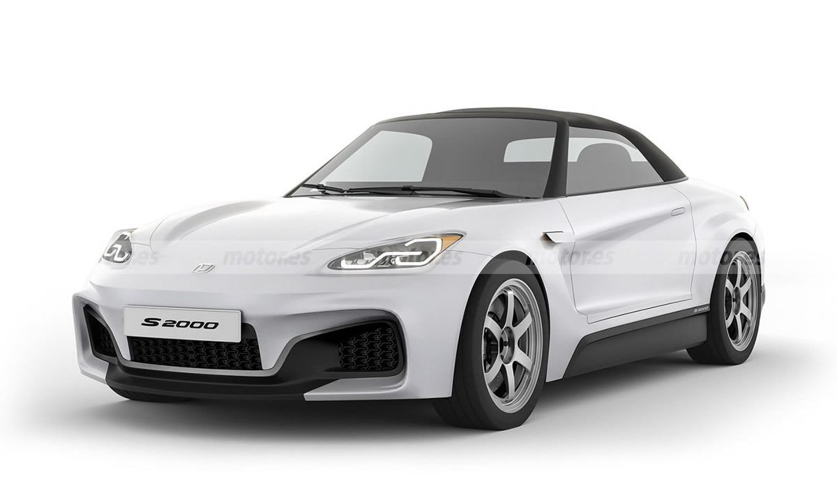 2021 Honda S2000 Redesign and Concept