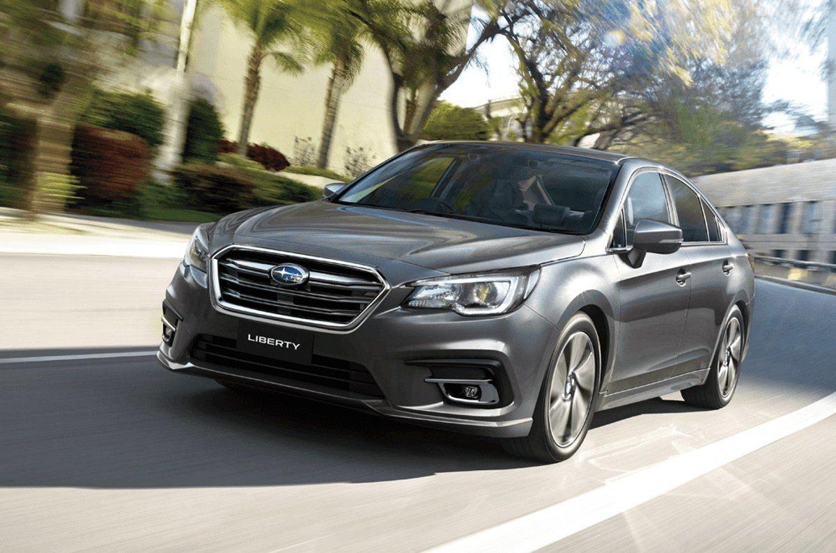 2020 Subaru Liberty Spesification