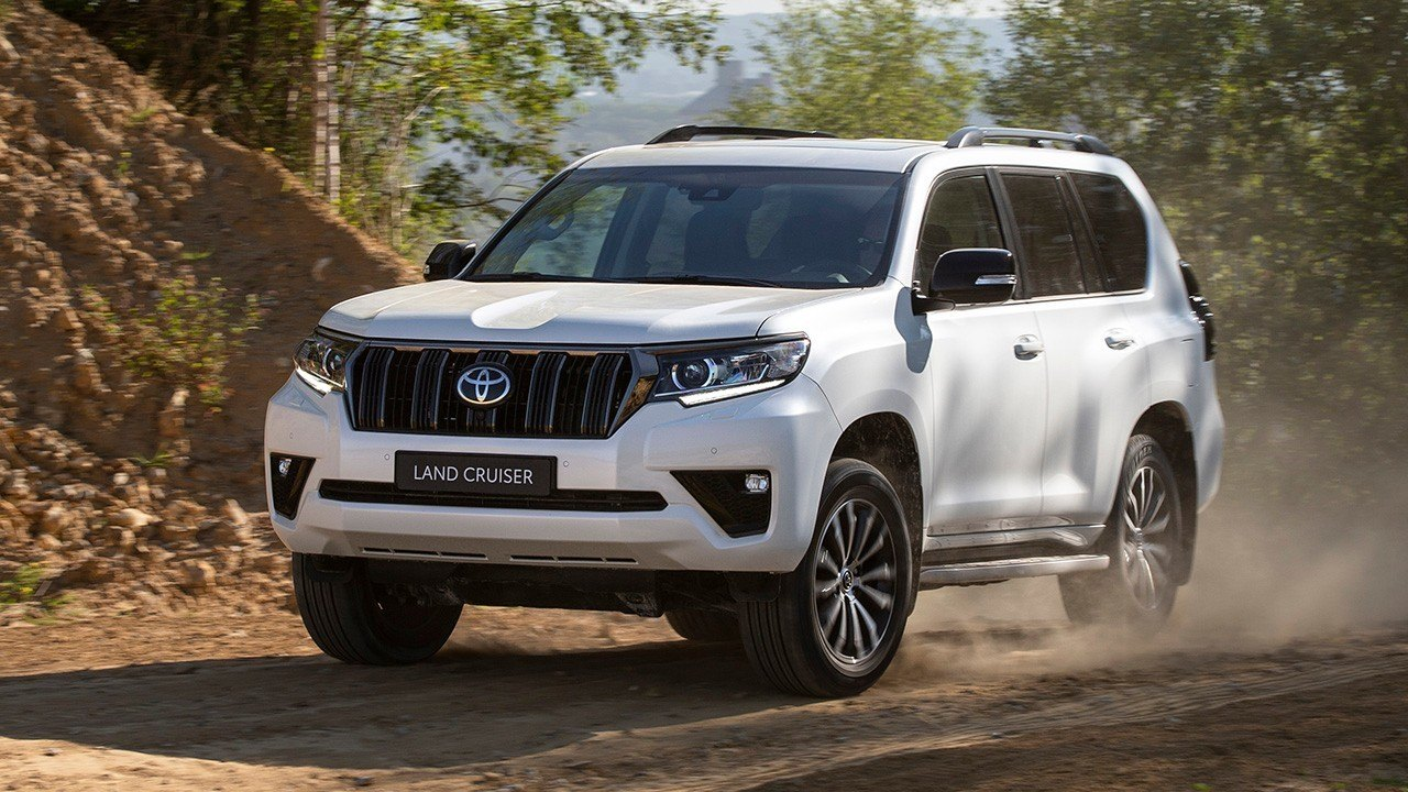 2021 Toyota Land Cruiser Diesel Price, Design and Review