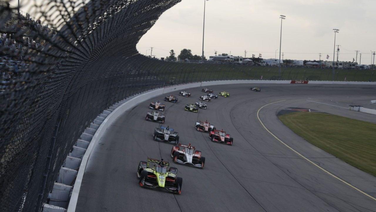 IndyCar confirma su calendario para 2021, sin Austin y con solo