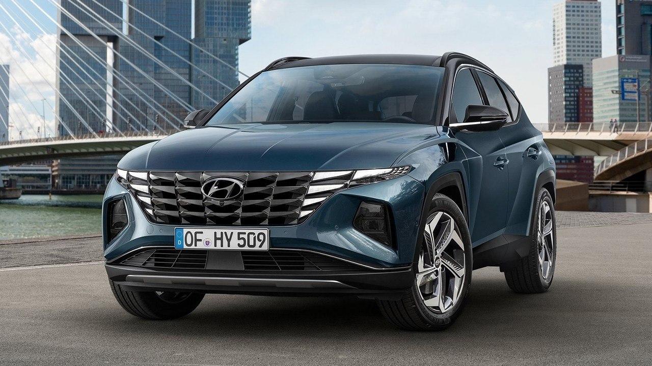 El Nuevo Hyundai Tucson 2021 Y Su Version Hibrida Ya Tienen Precios En Francia Motor Es