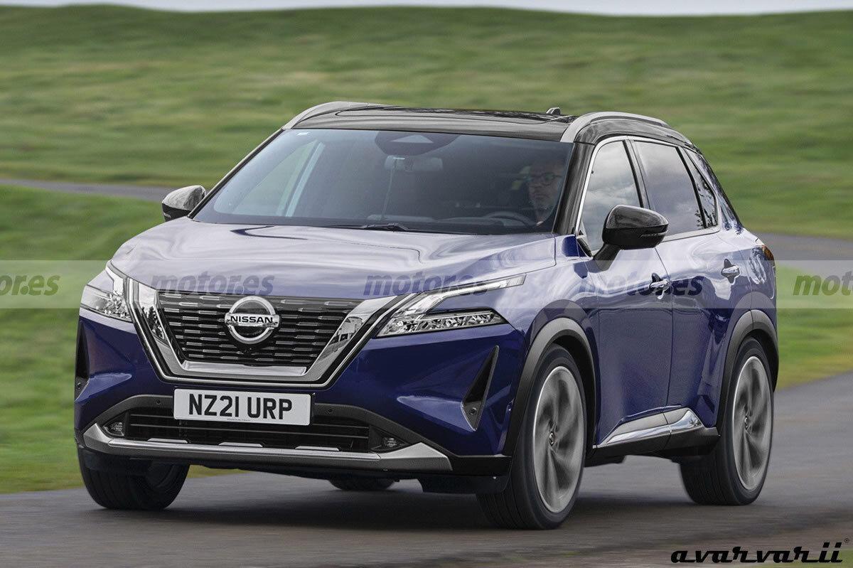 Nissan Qashqai 2021 Asi Sera La Gran Revolucion Del C Suv Por Excelencia Motor Es