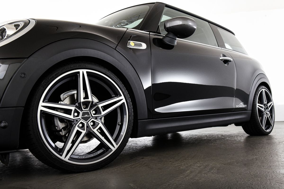 Foto AC Schnitzer MINI Cooper SE - exterior