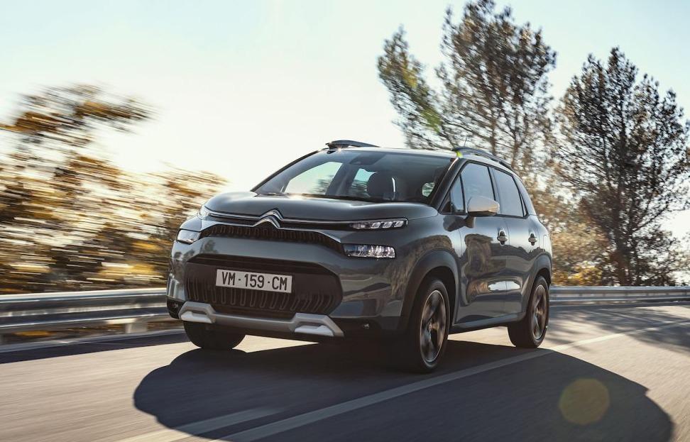 Foto Citroën C3 Aircross 2021 - exterior