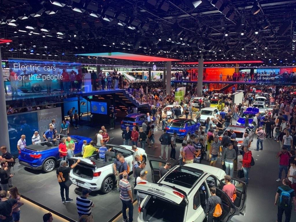 Foto Salón del Automóvil de Frankfurt 2019