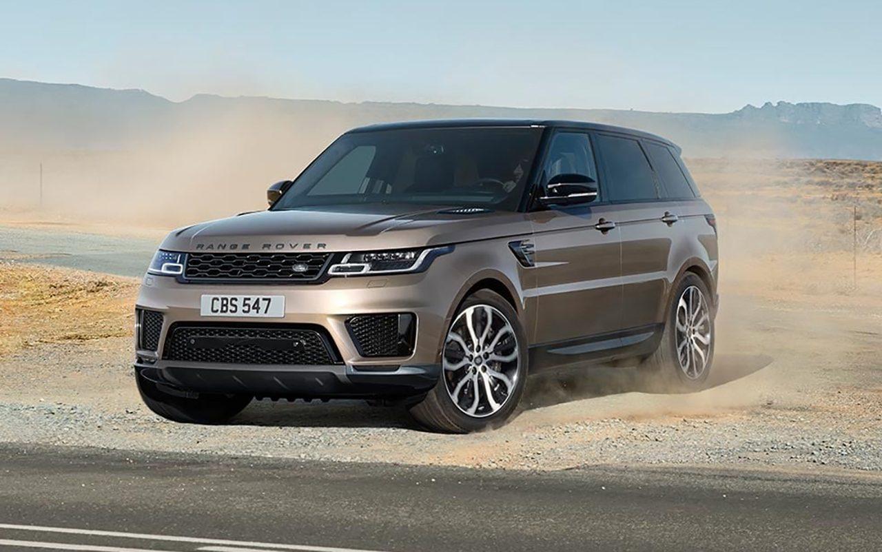 El Range Rover Sport bate récord de producción alcanzando el millón de unidades
