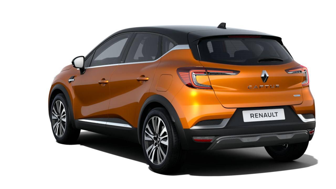 Renault Captur Initiale Paris E-Tech - posterior