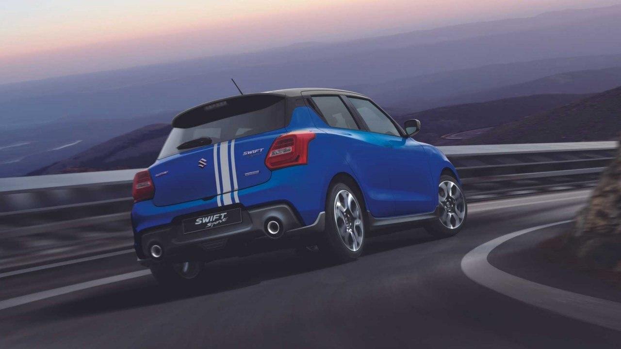 Foto Suzuki Swift Sport Hybrid World Champion Edition - exterior