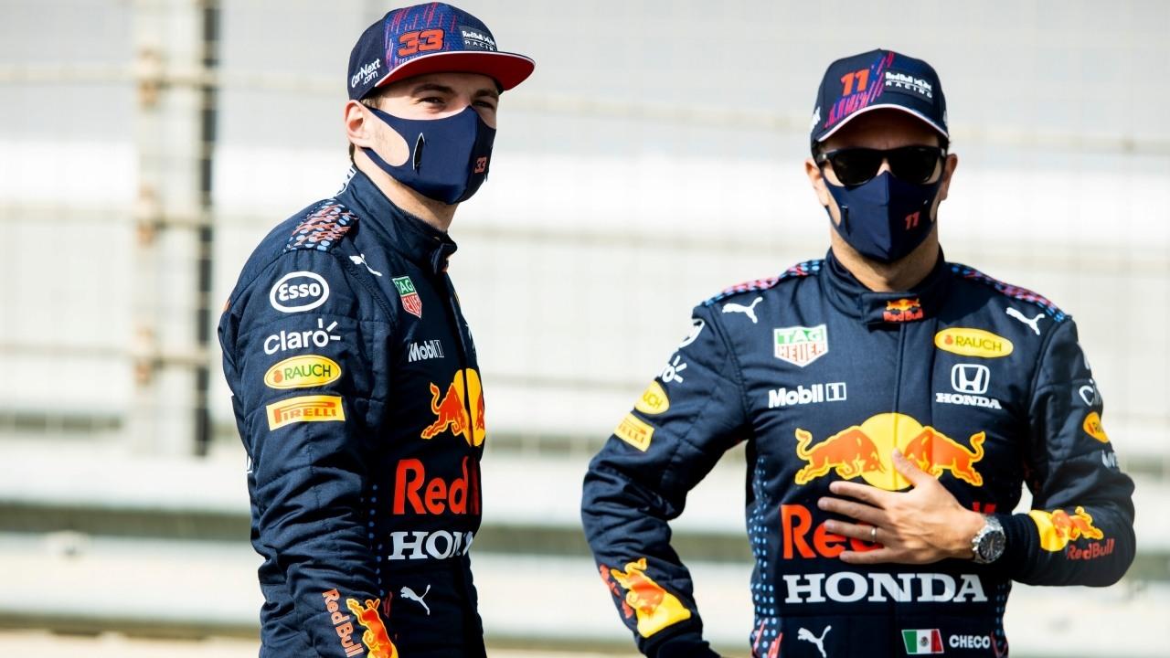 Max Verstappen desea que Red Bull renueve a Checo Pérez para tenerlo de compañero más años