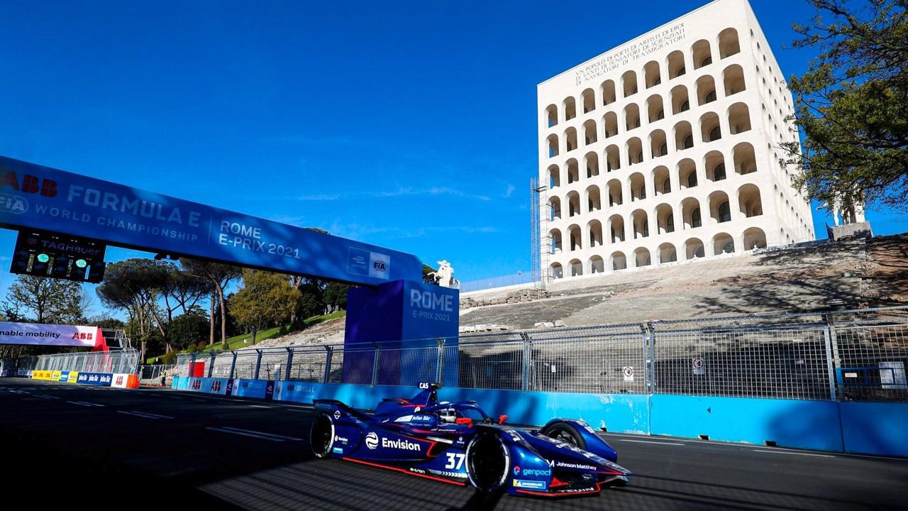 Previo y horarios del ePrix de Roma de la Fórmula E 2020-21 - Motor.es