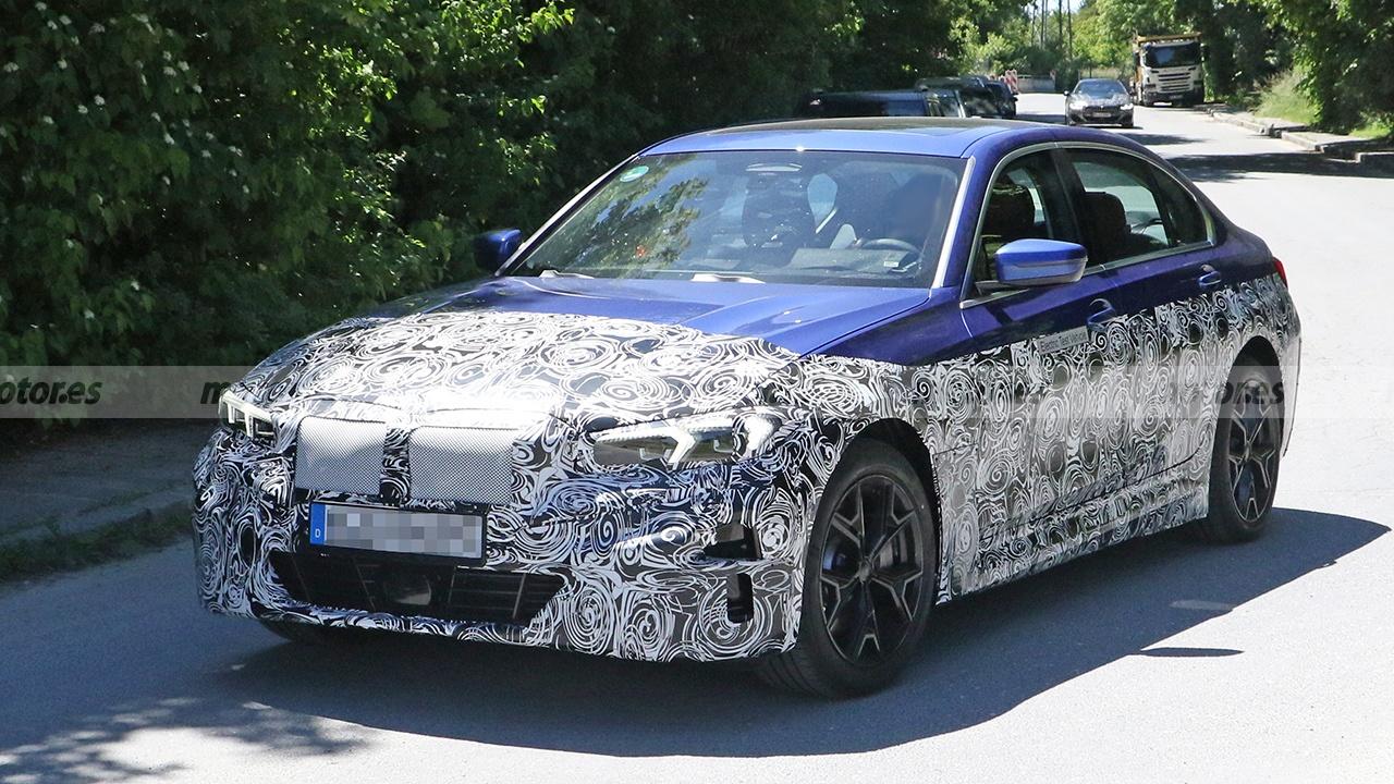 El nuevo BMW Serie 3 eléctrico llegará en 2022 para rivalizar con el Tesla Model 3
