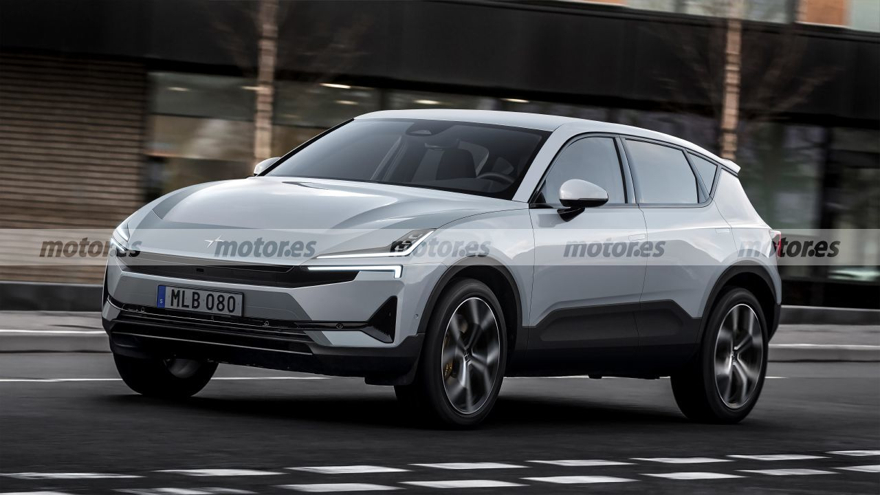 Interesting information emerges from the Polestar 3 2023, the sporty electric SUV