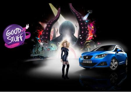 SEAT, Shakira y el Ibiza Good Stuff Edition.