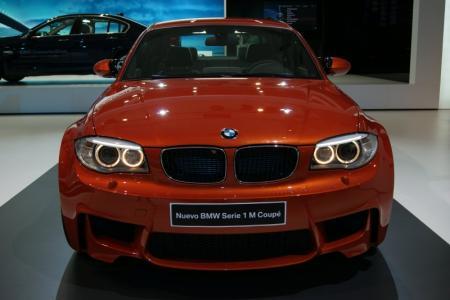 Stand de BMW en Barcelona 2011