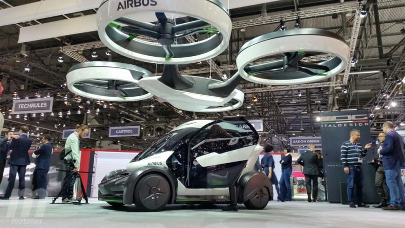 Airbus Pop-Up Concept
