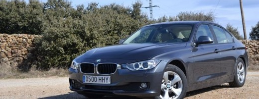 Toma de contacto. BMW 320D EFFICIENTDYNAMICS EDITION BERLINA