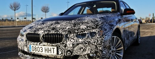 Toma de contacto: BMW 335i Luxury