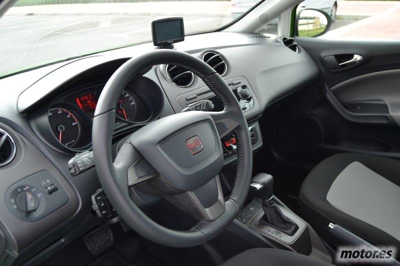 SEAT Ibiza 2012 Toma de contacto Actualizacin automtica  Motores