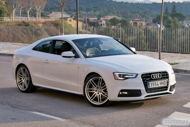 Audi A5 Coup 233 2 0 Tfsi Stronic Belleza Y Car 225 Cter Motor Es