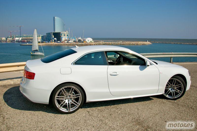 Audi A5 Coup 233 2 0 Tfsi Stronic Belleza Y Car 225 Cter Motor Es