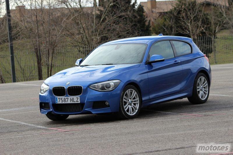 BMW Serie 1 118d M Sport Edition. emoción por fuera ...
