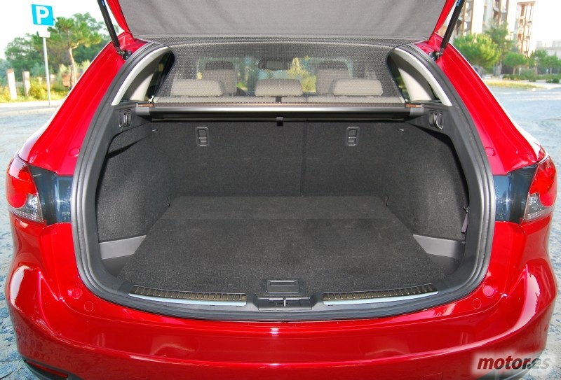 mazda 6 wagon 2013 segunda mano