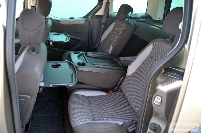 Peugeot Partner Tepee Outdoor eHDI 92 CMP . Descubriendo el ...