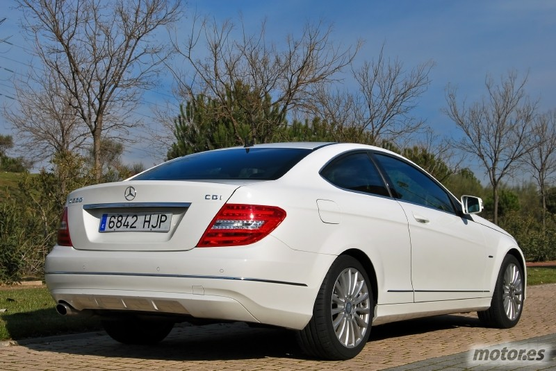Mercedes-Benz C 220 CDI Coupé. Un viajero incansable