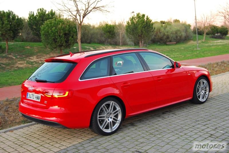 Audi A4 Avant 3 0 Tdi Quattro La Familia Es Lo M 225 S