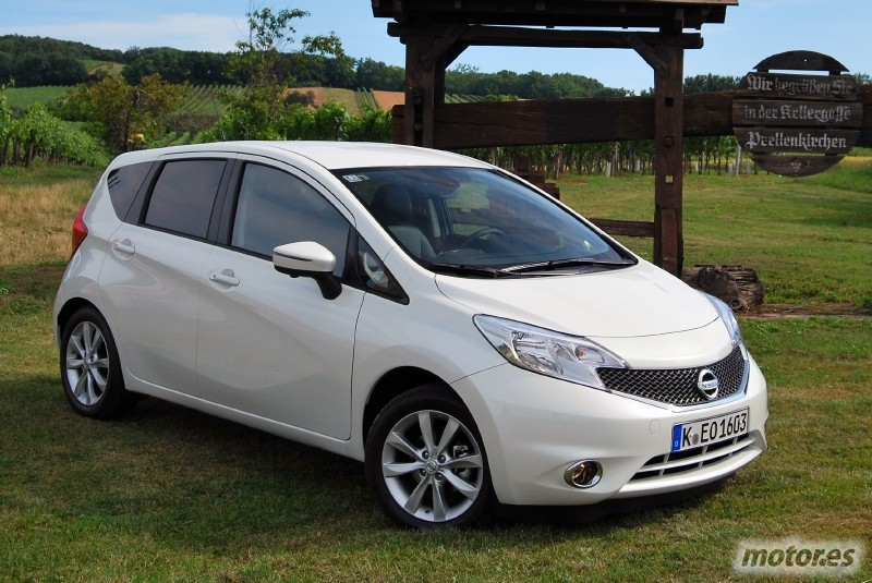 Caracteristicas Nissan Note 2014 | Autos Post