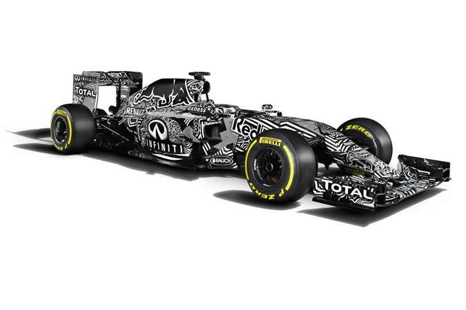 Presentaciones F1 2015