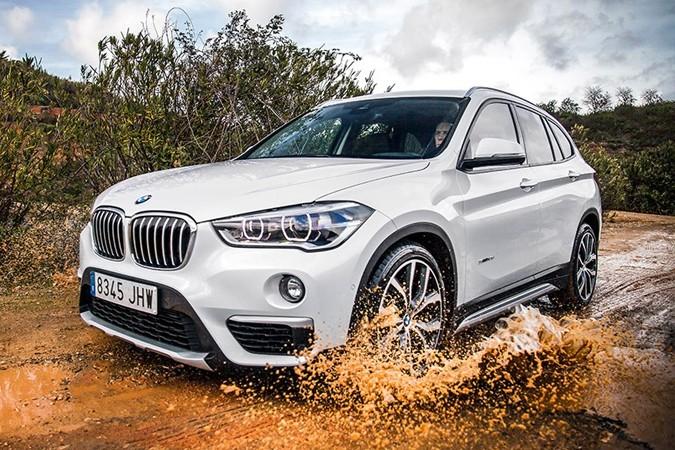 Vídeoprueba BMW X1