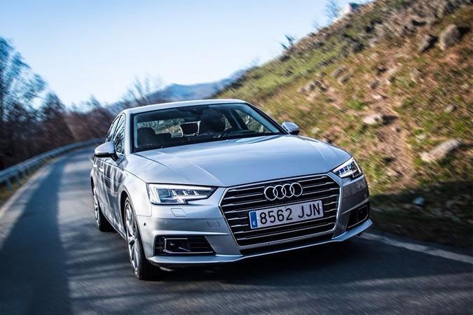 Prueba Audi A4: ¡a la cabeza de su segmento!