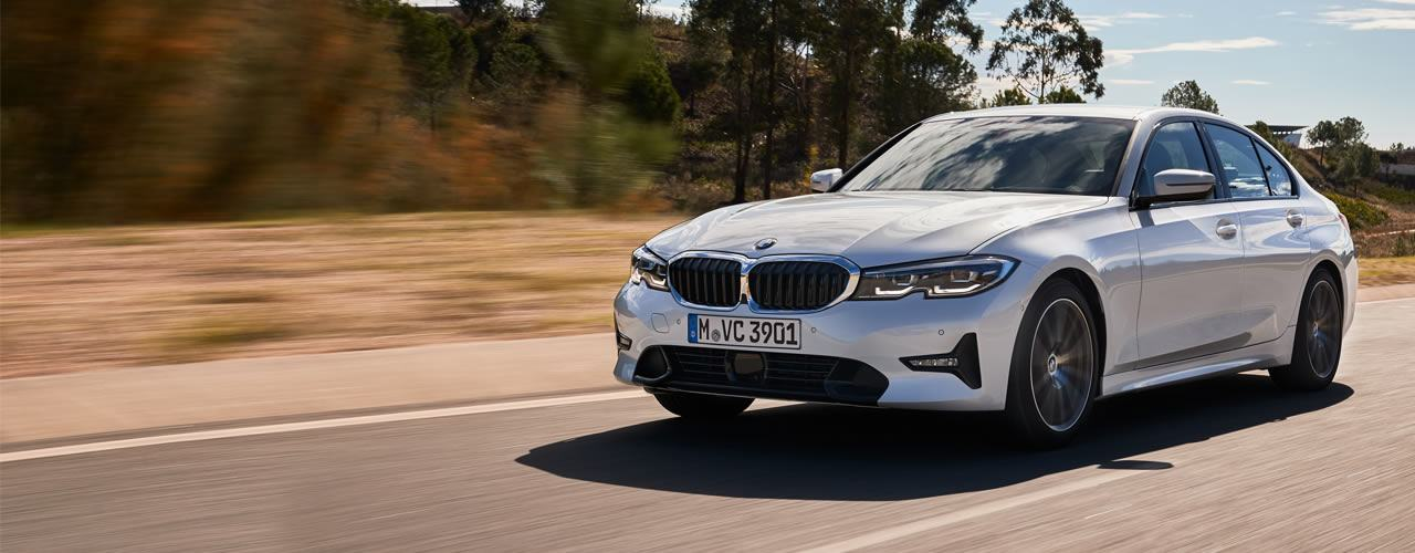 Prueba BMW Serie 3 2019 G20